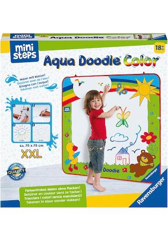 Ravensburger Kreativset »ministeps® Aqua Doodle® XXL Color«, Made in Europe kaufen