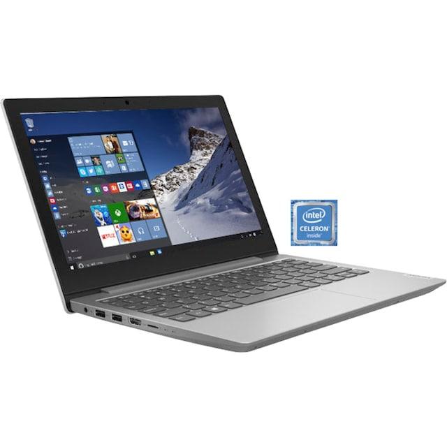 "Lenovo Notebook »IdeaPad 1 11IGL05«, (29,46 cm/11,6 "" Intel Celeron UHD Graphics 600\r\n 128 GB SSD), Kostenloses Upgrade auf Windows 11, sobald verfügbar"