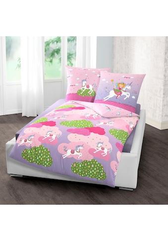 Kinderbettwäsche »Einhorn«, Prinzessin Lillifee kaufen