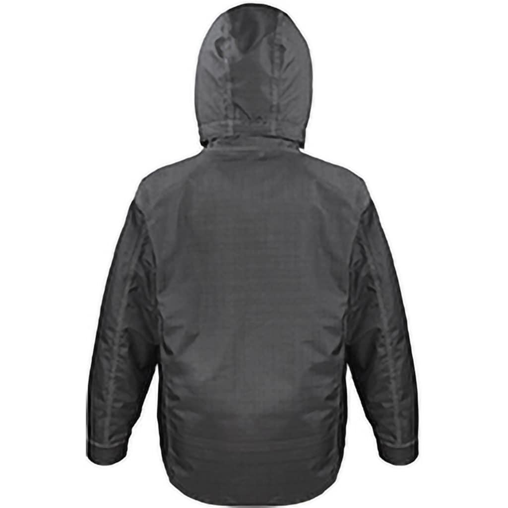 Result Cargojacke »Herren wasserfeste Denim Textur Rugged Jacke«