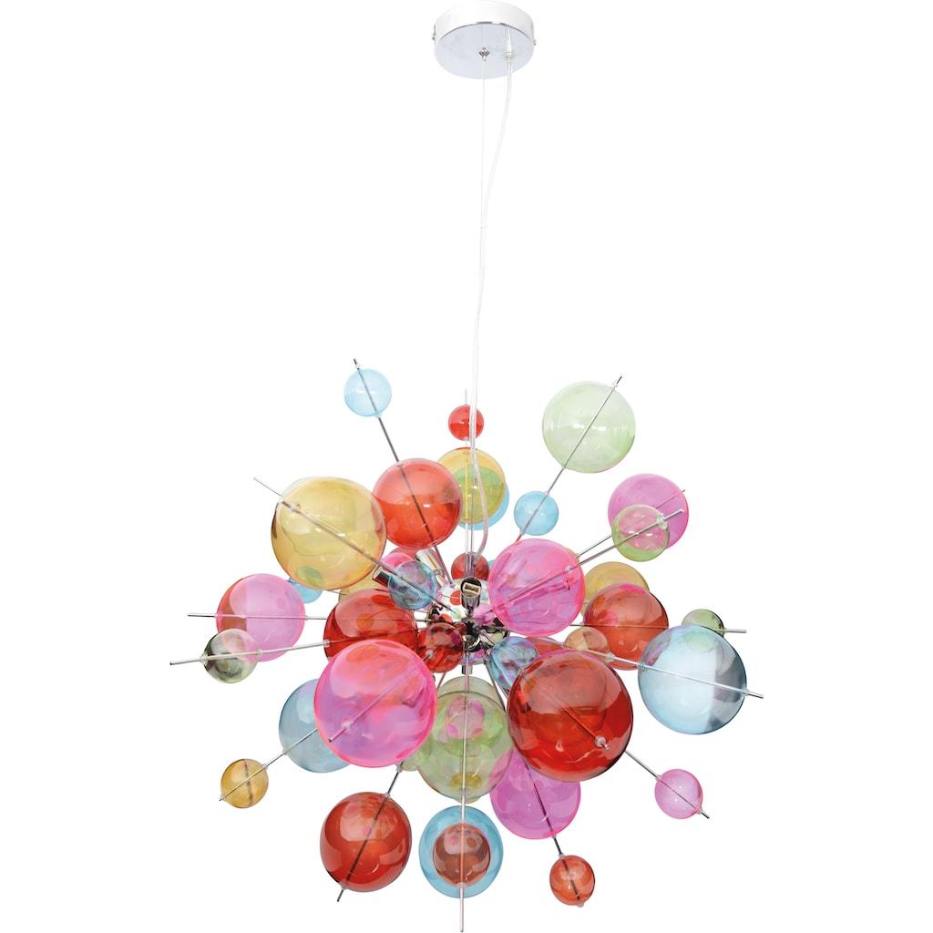 näve Pendelleuchte »Glasball«, G9, Hängeleuchte, Hängelampe