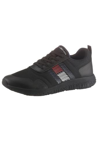 Tommy Hilfiger Sneaker »LIGHTWEIGHT RUNNER FLAG MIX«, mit Logo kaufen