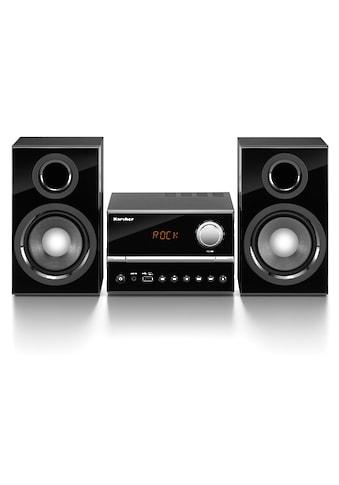Karcher Stereoanlage mit CD-Player »MC 6445« kaufen
