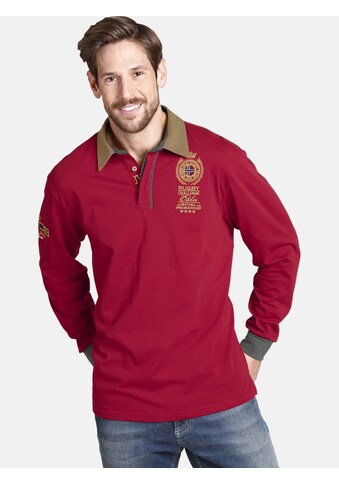 Jan Vanderstorm Sweatshirt »JAARNE«, mit hochwertigen Stickereien kaufen