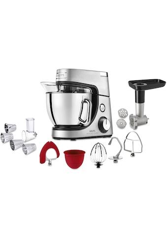 Krups Küchenmaschine KA631D Master Perfect Gourmet, 1100 Watt, Schüssel 4,6 Liter kaufen