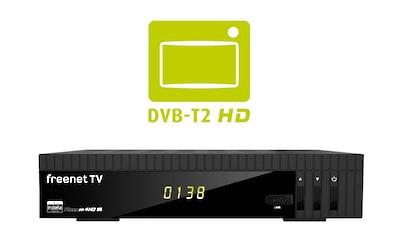 Microelectronic m4HD IR DVB - T2 Receiver inkl. 3 Monate freenet TV gratis kaufen
