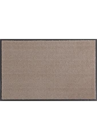 HANSE Home Fußmatte »Deko Soft«, rechteckig, 7 mm Höhe, Schmutzfangmatte, saugfähig,... kaufen