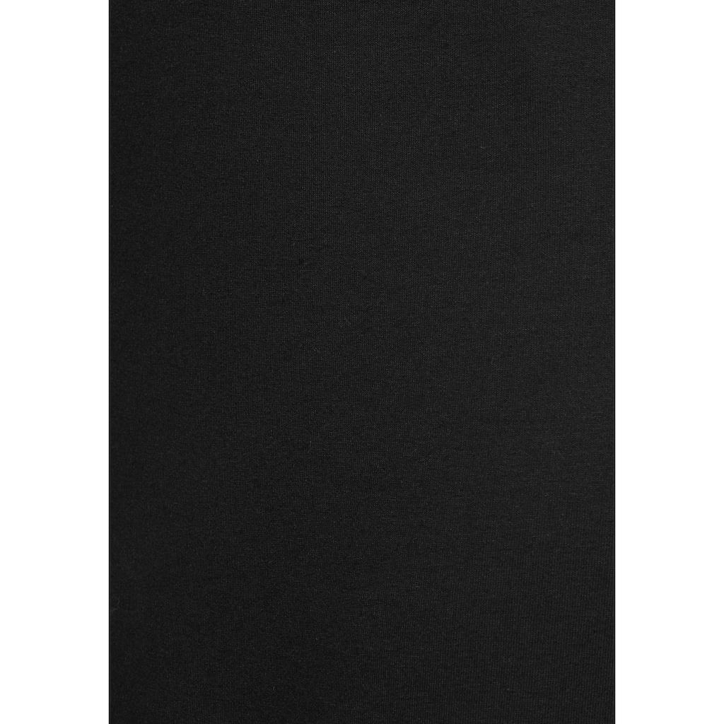 Boysen's Maxirock, aus weich fließender Jersey-Ware