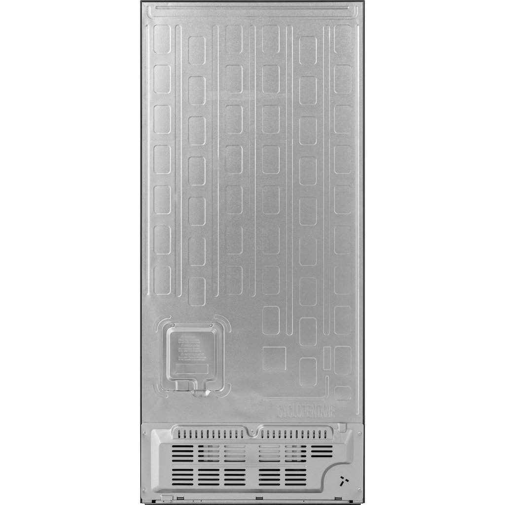 Hisense Side-by-Side »RQ563N4S«