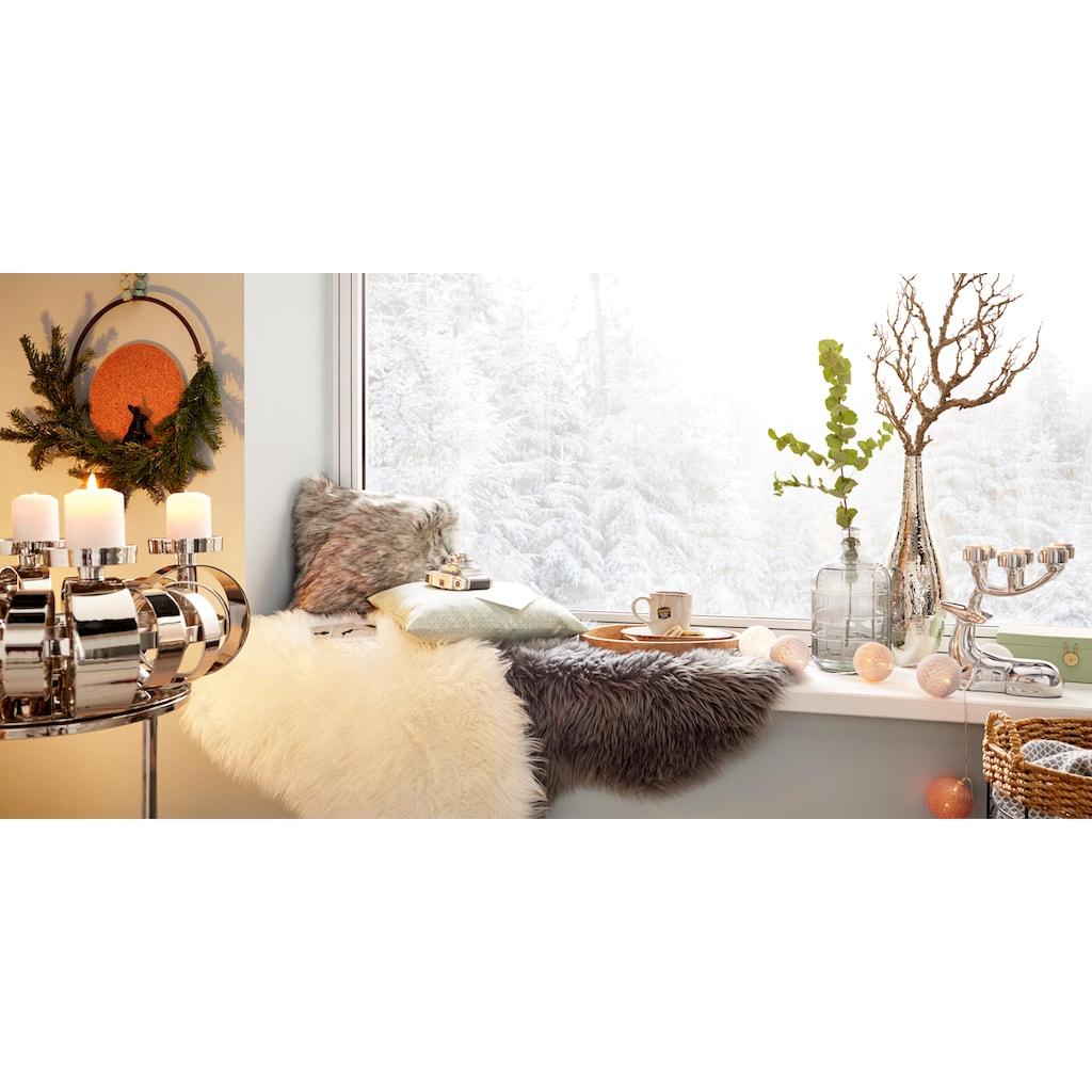 Home affaire Kerzenständer »liegender Hirsch«