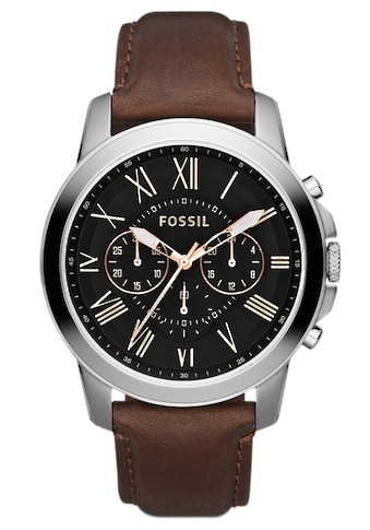 Fossil Chronograph »GRANT, FS4813IE« kaufen