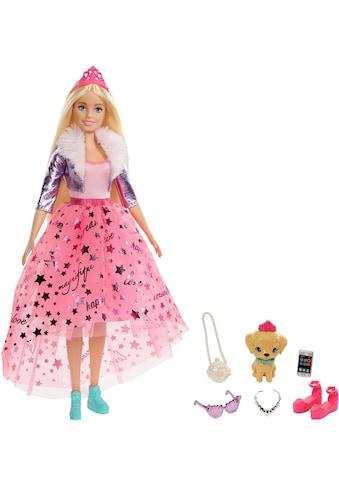 Barbie Anziehpuppe »Prinzessinnen Abenteuer« kaufen