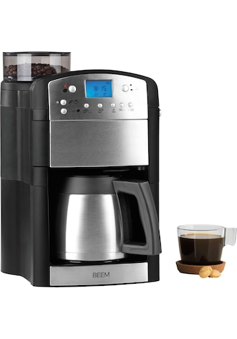 BEEM Kaffeemaschine mit Mahlwerk »Fresh-Aroma-Perfect Thermolux«, goldfarbener Permanentfilter kaufen