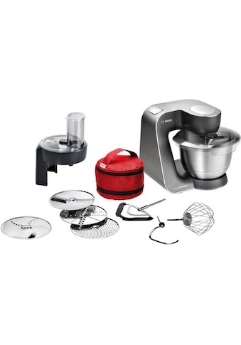 BOSCH Küchenmaschine »HomeProfessional MUM59N26DE«, 1000 W, 3,9 l Schüssel kaufen