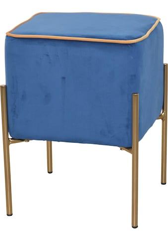 Sitzhocker »Liano« kaufen