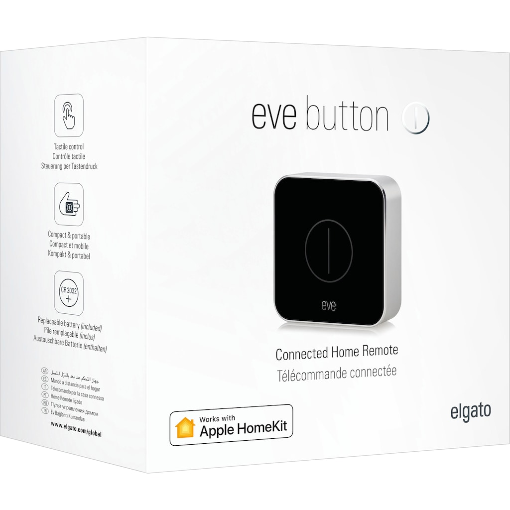 EVE Button »Button (HomeKit)«
