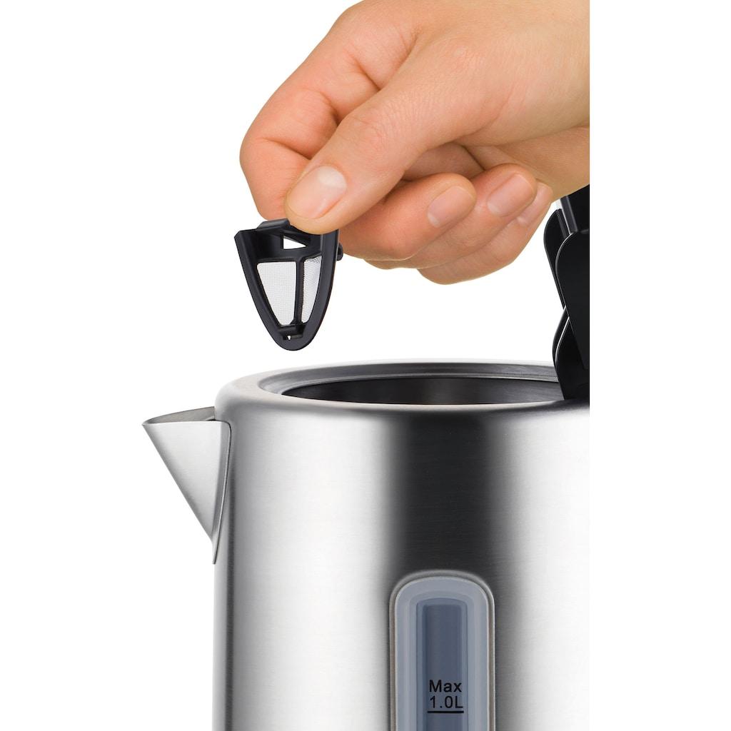 Unold Wasserkocher »Blitzkocher One 18020«, 1 l, 2200 W
