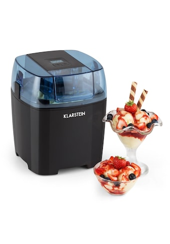 Klarstein Eiscremebereiter Flaschenkühler Frozen Yogurt Eismaschine kaufen