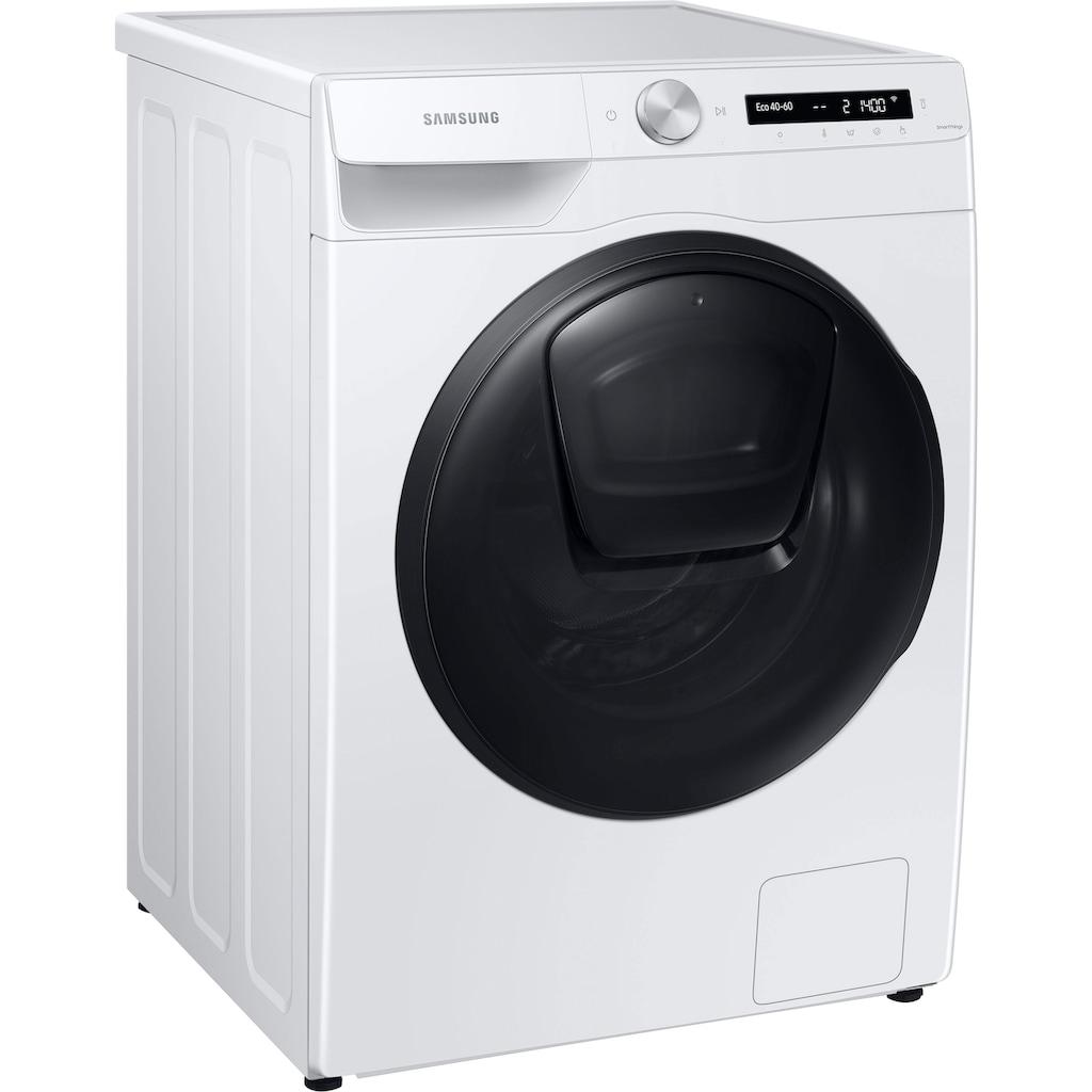 Samsung Waschtrockner »WD81T554ABW«