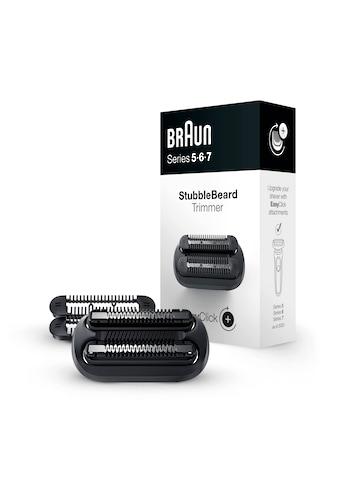 Braun Aufsatz Stubbler, 4 verschiedene Längen einstellbar kaufen
