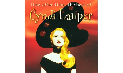 Musik - CD TIME AFTER TIME: THE BEST OF / LAUPER, CYNDI, (1 CD) kaufen