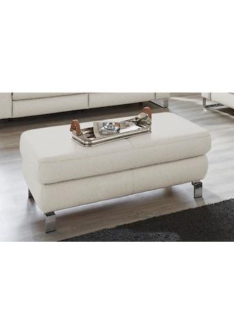 DELAVITA Stauraumhocker »Mainau«, mit Stauraum, passend zum Ecksofa »Mainau« kaufen