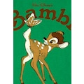 LOGOSHIRT Baby-Body mit hochwertigem Bambi-Druck