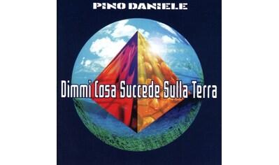 Musik-CD »Dimmi cosa succede sulla terra (Remastered Version / Daniele,Pino« kaufen