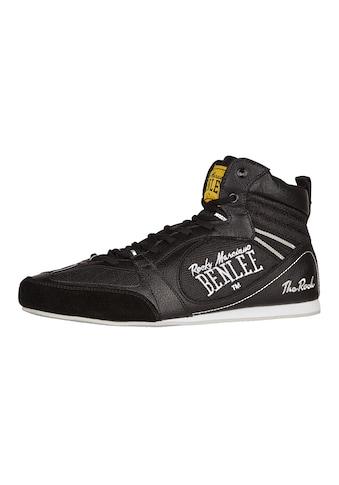 Benlee Rocky Marciano Boxstiefel mit Marken - Stickerei »THE ROCK« kaufen