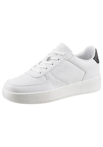 Levi's® Sneaker »New Union«, mit dezentem Lochmuster kaufen