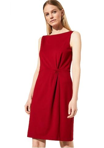 Comma Jerseykleid, mit raffinierter Drapierung an der Taille kaufen