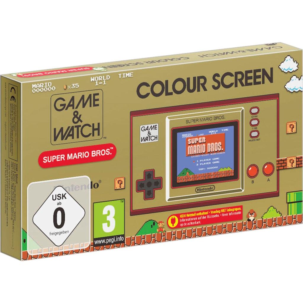 Nintendo Switch Spiel »Game&Watch: Super Mario Bros.«, Nintendo Switch