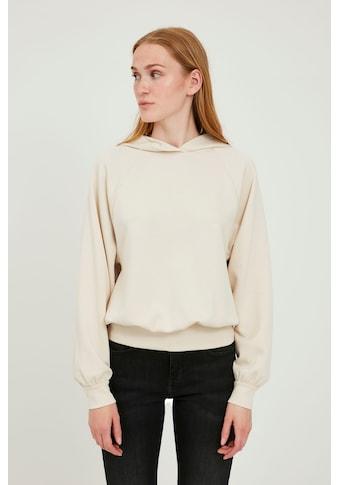 b.young Kapuzensweatshirt »BYPUSTI HOODIE 20810280«, Kapuzensweater mit breitem Bündchen kaufen