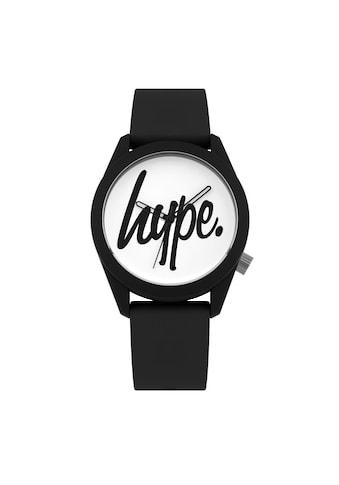 Hype Automatikuhr »Unisex Armbanduhr mit Logo, analog« kaufen