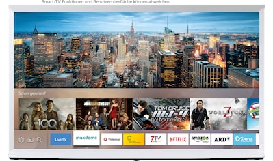 "Samsung QLED-Fernseher »55LS01T ""The Serif""«, 138 cm/55 "", 4K Ultra HD, Smart-TV kaufen"
