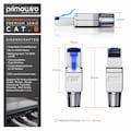 Primewire CAT.8 Netzwerkstecker für Gigabit Ethernet LAN Kabel