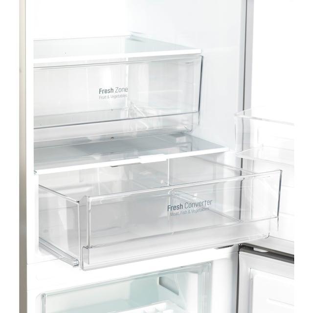 LG Kühl-/Gefrierkombination Serie 6, 203 cm hoch, 59,5 cm breit