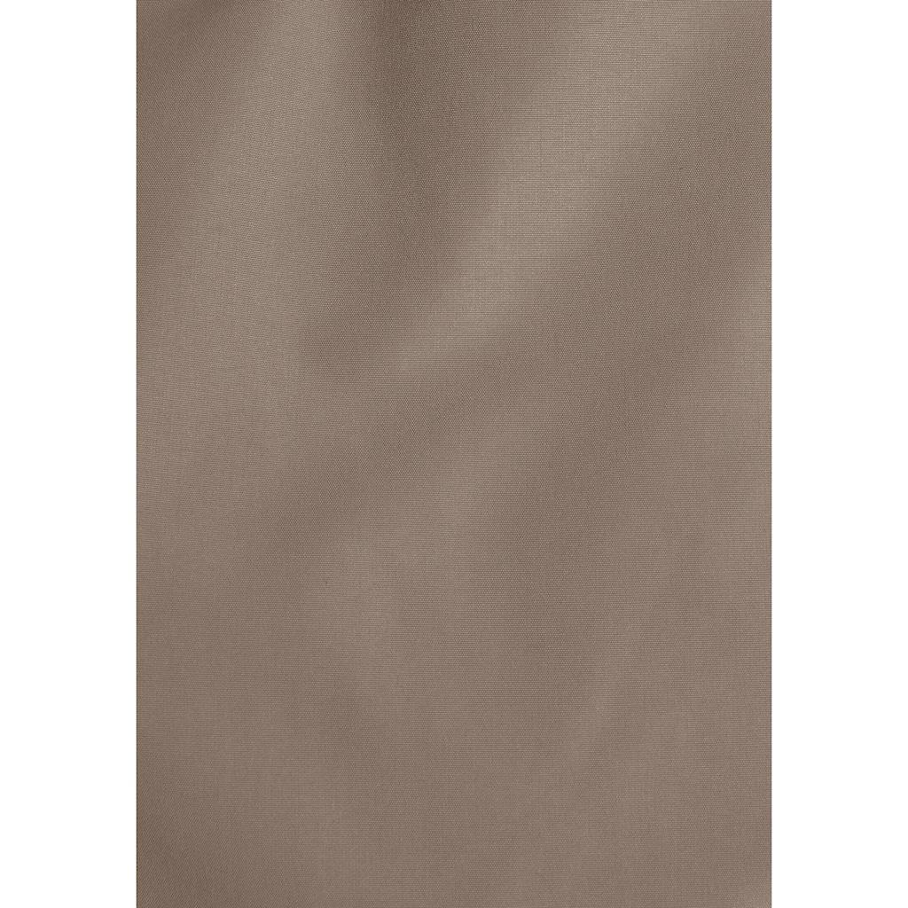 ALPENBLITZ Trenchcoat »Mailand«, mit modisch breit überlappender Blende