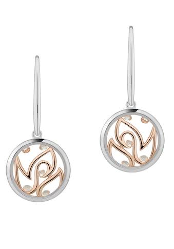 ASTRA Paar Ohrhänger »ASTRA INNER FIRE Hook Earrings Plain Frame« kaufen