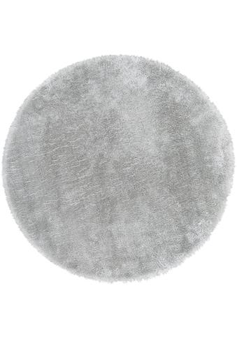 Andiamo Fellteppich »Lamm Fellimitat«, rund, 20 mm Höhe, Kunstfell, besonders weich... kaufen