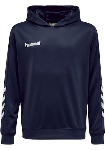 hummel Kapuzensweatshirt »hmlPROMO KIDS POLY HOODIE« kaufen