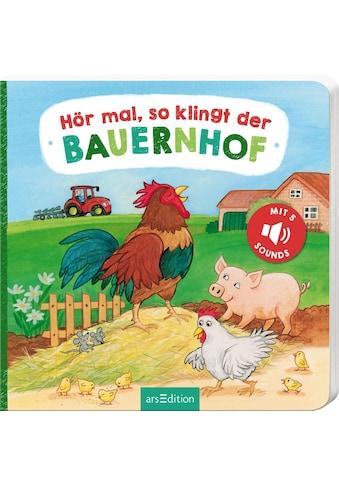 Buch »Hör mal, so klingt der Bauernhof / Martina Kohl, Anne Böhm« kaufen