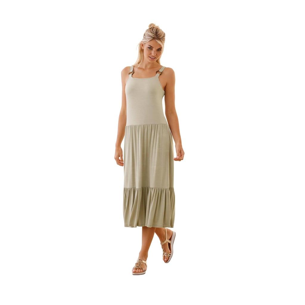 LINEA TESINI by Heine Shirtkleid, mit Zierringen