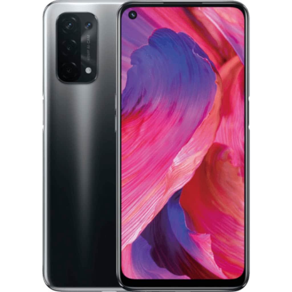 "Oppo Smartphone »A74 5G«, (16,5 cm/6,5 "", 128 GB Speicherplatz, 48 MP Kamera)"