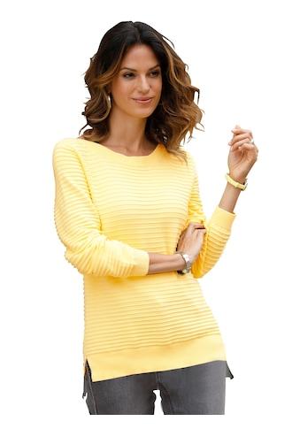 Inspirationen Strickpullover »Langarm-Pullover« kaufen