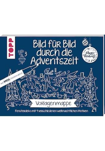 Buch »Vorlagenmappe Bild für Bild durch die Adventszeit / Kristin Labuch« kaufen