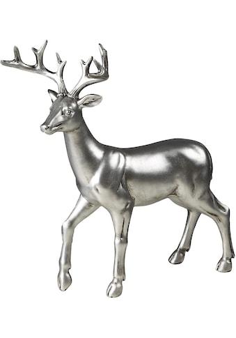 Ambiente Haus Tierfigur »Hirsch Figur - stehend gr.« kaufen