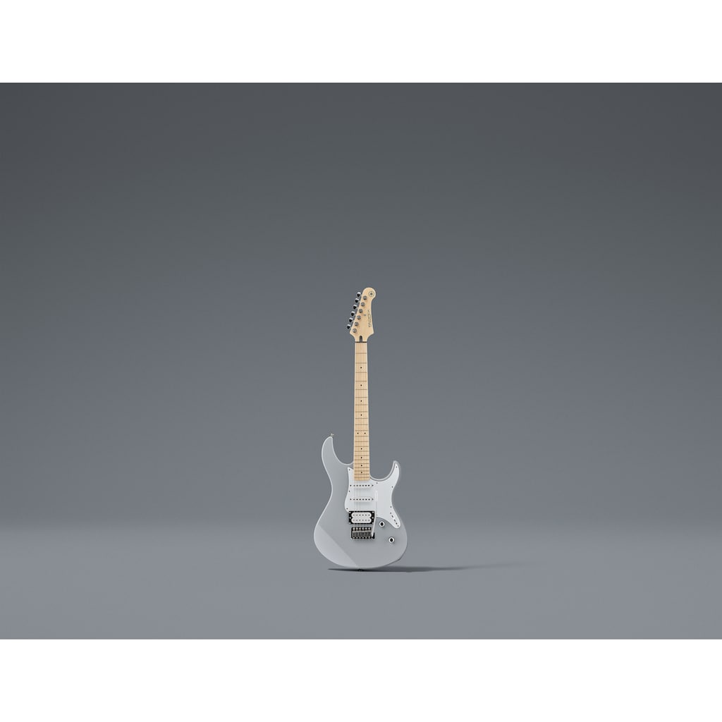 Yamaha E-Gitarre »PA112VMGRRL, Gray«