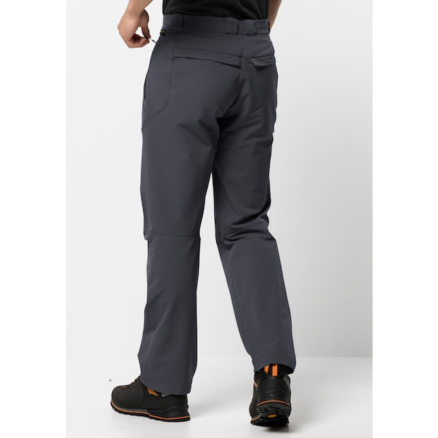 Jack Wolfskin Softshellhose »ACTIVATE THERMIC PANTS MEN«