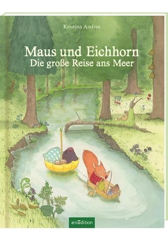 Buch »Maus und Eichhorn / Kristina Andres, Kristina Andres« kaufen